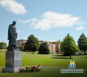 Campus de Moncton Université de Moncton